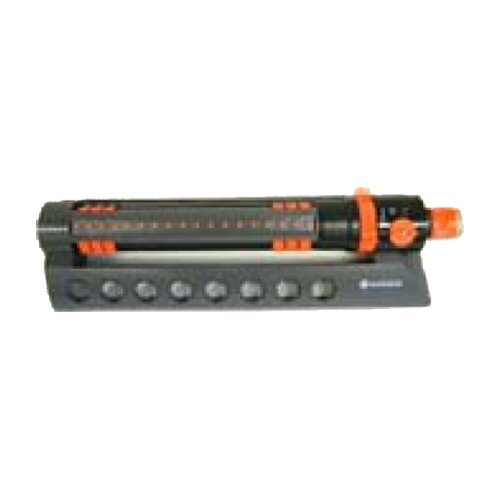 Gardena 3,900-sq ft Aquazoom Oscillating Sled Sprinkler