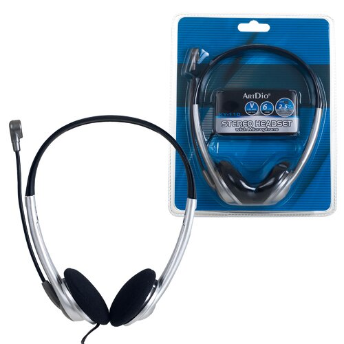 Kinyo Co. ArtDio Computer Stereo Headset with Microphone