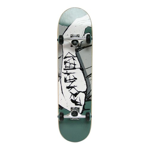 "Made in Mars Bonehead ""Scarred"" Skatebord"