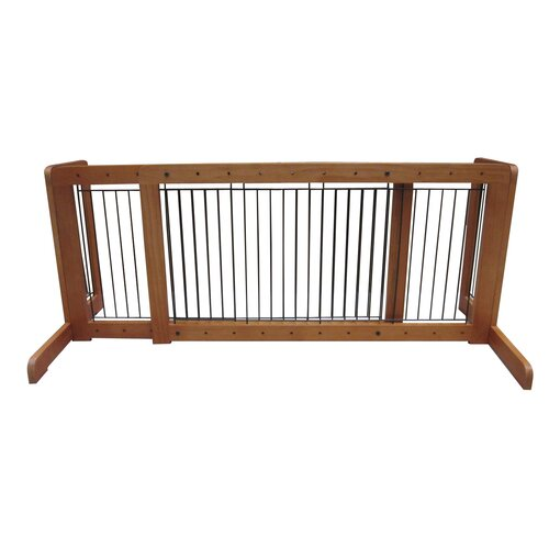 Free Standing Step Over Gate