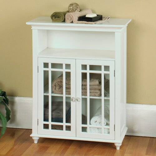 """Elegant Home Fashions Neal 26.5"""" x 34"""" Free Standing Cabinet"""