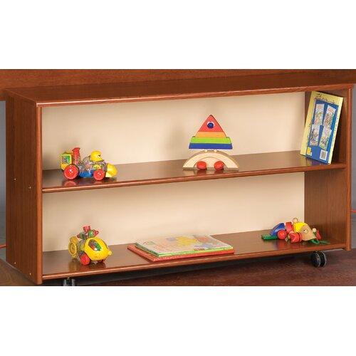 TotMate Eco Laminate Toddler Open Shelf Storage