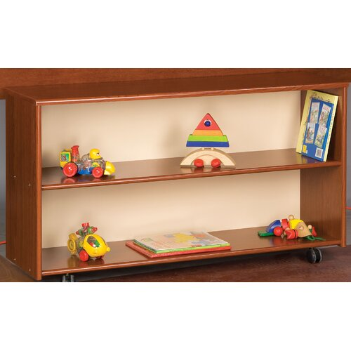 TotMate Eco Laminate Toddler Open Shelf Storage
