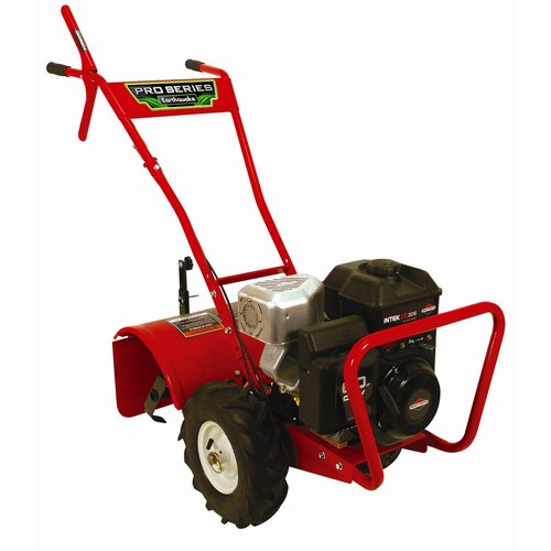 Earthquake Rear Tine Rototiller CRT with 206cc Briggs and Stratton Engine