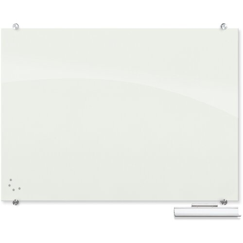 Balt Visionary Magnetic Glass Board
