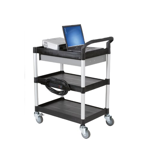 "Balt Platinum 35"" AV Cart"