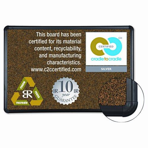 Balt Best-Rite® Splash 4' x 8' Bulletin Board