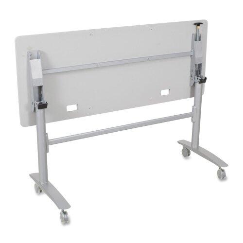"Balt Table Base, 70""x24""x29-1/2"", Silver"