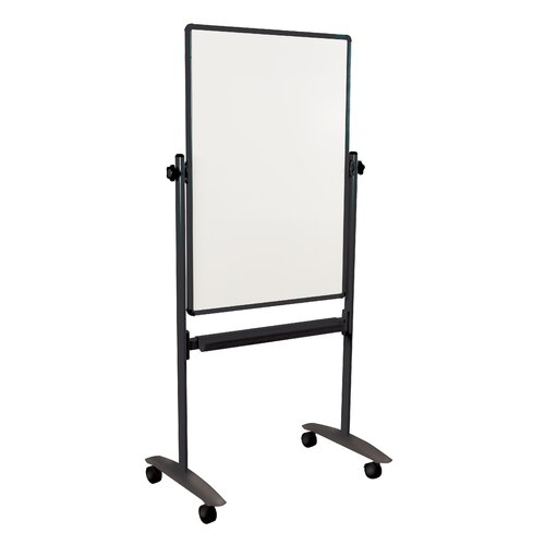 "Balt Cherry Lumina Reversible 3' 4"" x 2' 6"" Whiteboard"