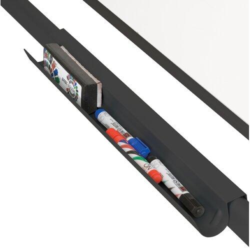 Balt Cherry Lumina Reversible 4' x 5' Whiteboard
