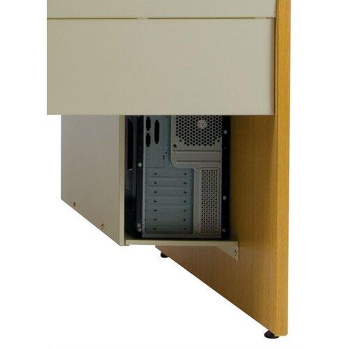 Balt CPU Holder for Teak H Carrel Study Desk