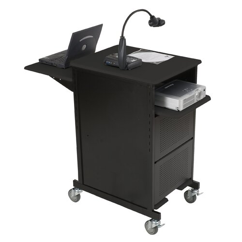 Balt Extra Wide Presentation Cart
