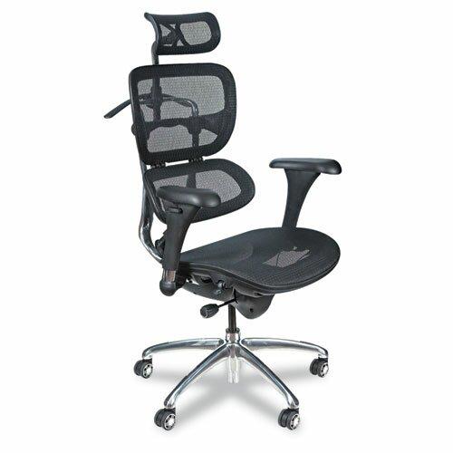 Balt HIgh-Back Mesh Executive Chair with Arms