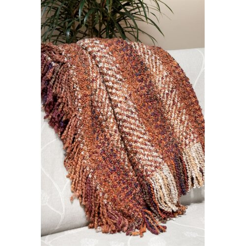 Kennebunk Home Ombre Woven Acrylic / Polyester Throw