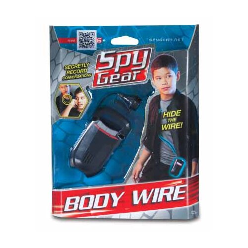 Wild Planet Spy Gear Body Wire