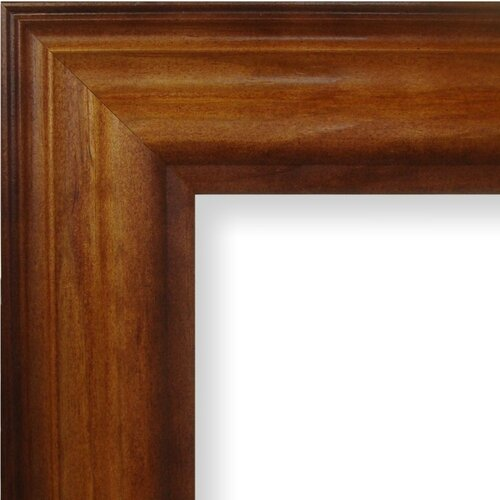 "Craig Frames Inc. 2.5"" Wide Real Wood Distressed Picture Frame / Poster Frame"