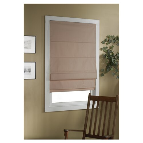 Green Mountain Vista Solid  Cordless Roman Shade