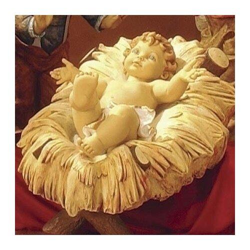 Fontanini Scale Infant Jesus Nativity Figurine Christmas Decoration