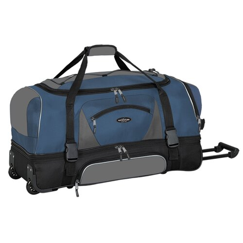 "Travelers Polo & Racquet Club Adventurer 30"" Travel Duffel"