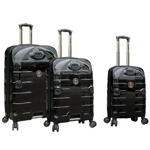 Mustang Series 3 Piece Luggage Set