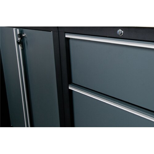 NewAge Products RTA Series 6' H x 14' W x 1.5' D 10-Piece Cabinet Set