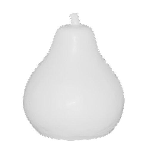 Urban Trends Ceramic Pear Sculpture