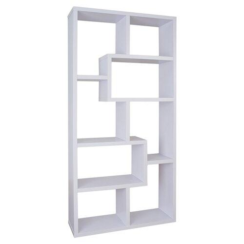 """Hokku Designs Masima 71"""" Unique Bookcase"""