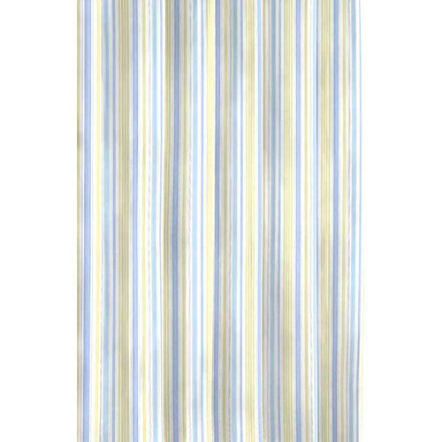 Laura Ashley Home Summerset Cotton Shower Curtain