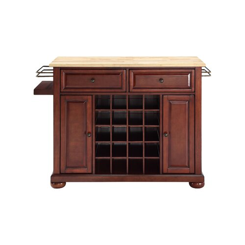 Crosley Alexandria Kitchen Island & Reviews