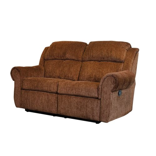 Serta Upholstery Double Reclining Loveseat Reviews Wayfair