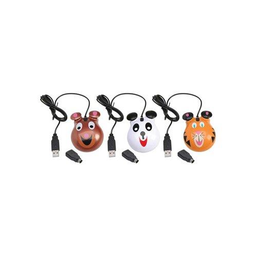 Califone Animal-themed Computer Mice Bear