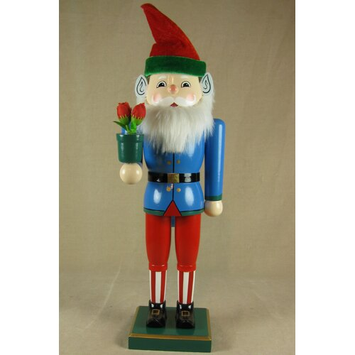 Horizons East Gnome Nutcracker