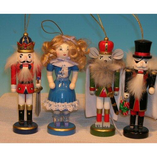 Horizons East Nutcracker Suite Nutcracker Ornament
