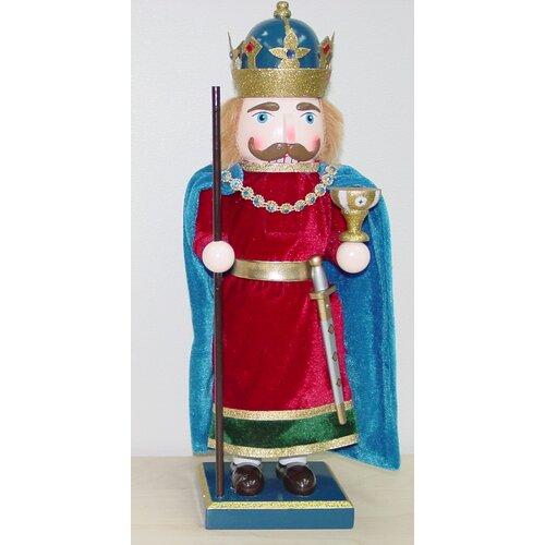 King Arthur Nutcracker