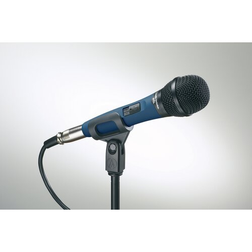 Audio-Technica Handheld Hypercardioid Dynamic Vocal Microphone