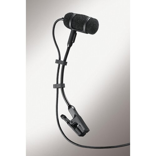 Audio-Technica Cardioid Condenser Clip-On Instrument Microphone