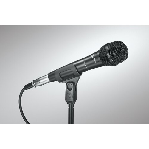 Audio-Technica Hypercardioid Dynamic Handheld Microphone