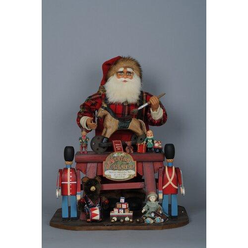 Crakewood Vintage Toymaker