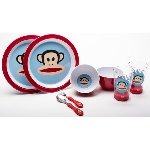 Zak! Paul Frank 4 Piece Place Setting