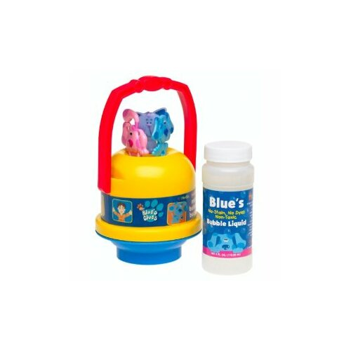 Little Kids Nickelodeon Blues Clues No-Spill Bubble Bucket