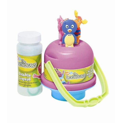 Little Kids Nickelodeon Backyardigans Bubble Bucket