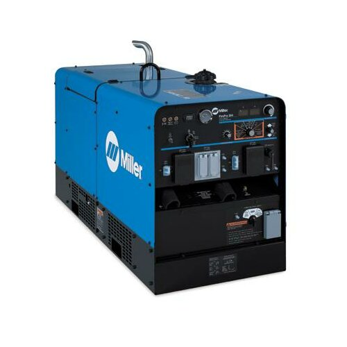 Miller Electric Mfg Co PipePro 304 230V Multi-Process Engine Driven Generator Welder 300A