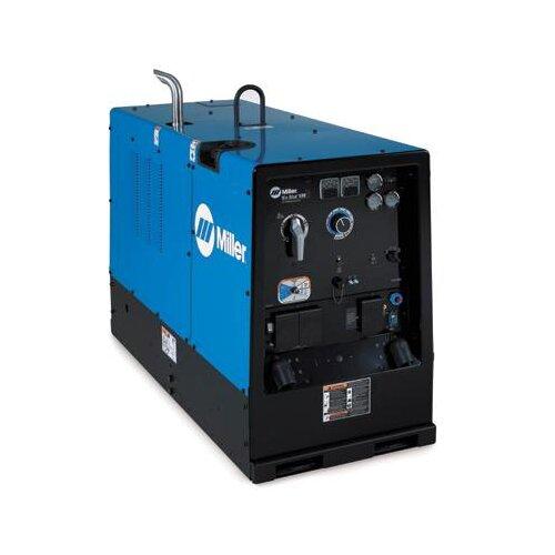 Miller Electric Mfg Co Big Blue 500D CC/CV Deluxe Generator Welder 600A with 47HP Deutz Engine, Engine Gauges, Automatic Idle, Weld Meters
