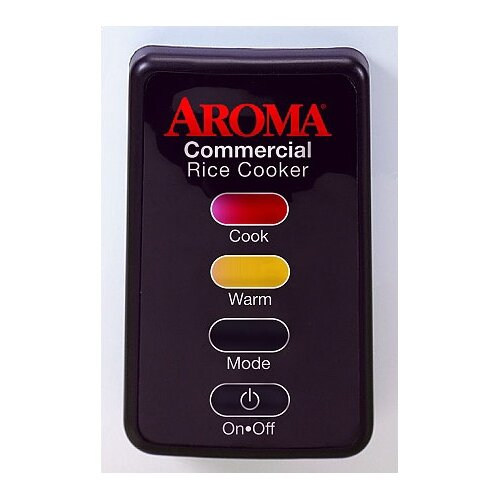 Aroma Electronic Commercial Dry Rice Cooker
