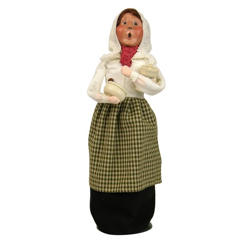 Pharmacist Woman Figurine