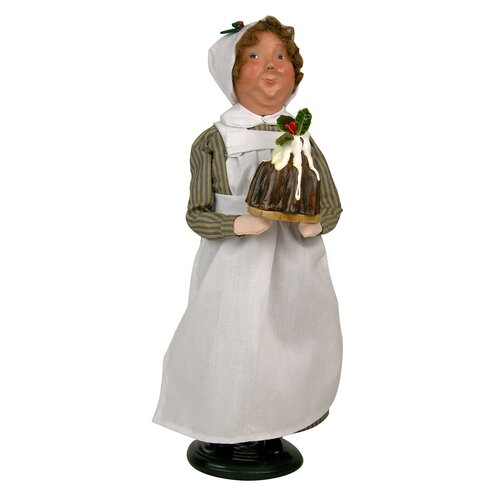 Manor House Cook Figurine