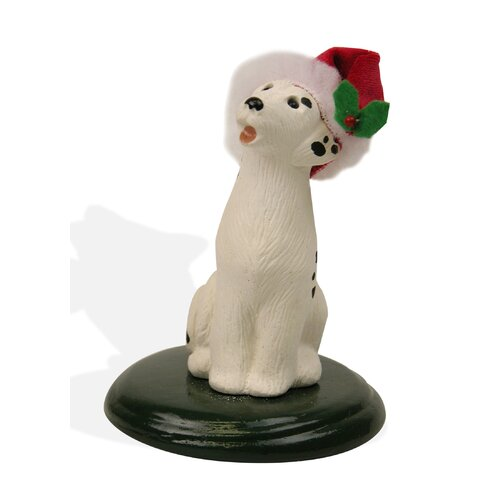 Byers' Choice Dalmatian Dog Figurine