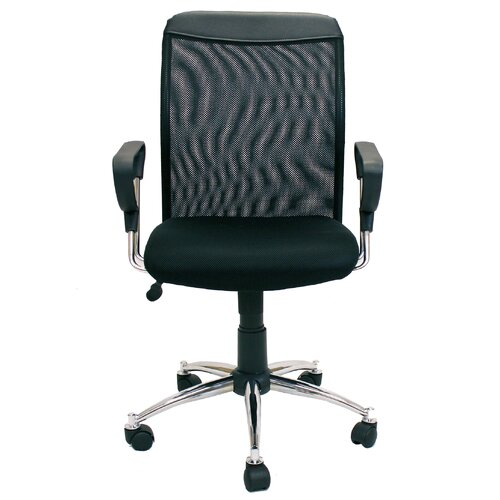 Furinno Hidup Screen Back Mesh Seat Office Chair