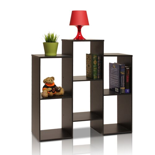 Furinno Parsons Staggered Cube 35 7 Bookcase Reviews