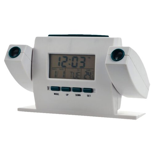 Dual Projection Alarm Clock